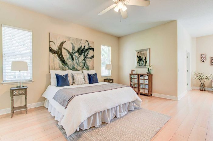 orlando bedroom home staging i and i homes