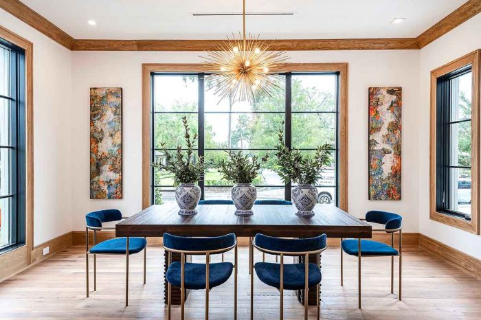 dining room dixie pkwy home staging orlando